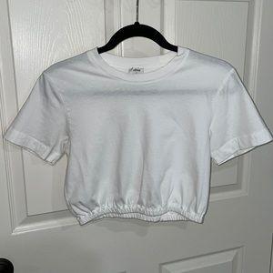 Wilfred Free Cropped Tshirt